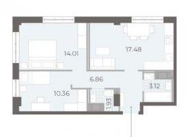 - фото. Купить двухкомнатную квартиру без посредников, Санкт-Петербург, метро Чкаловская - фото.