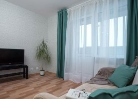Сдается 1-комнатная квартира, 36 м2, Санкт-Петербург, улица Бабушкина, 84к1
