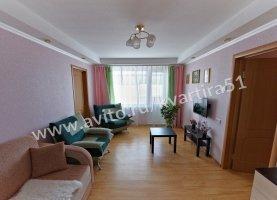 Снять - фото. Снять трехкомнатную квартиру посуточно без посредников, Мурманск, Скальная улица, 2 - фото.